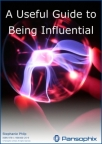 A useful guide to being influential