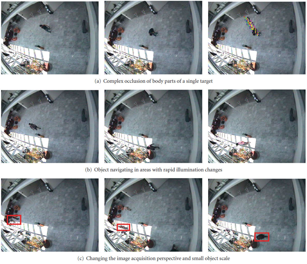 Object Tracking and Behaviour Analysis in Video Sequences