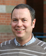 Photo of Professor Andrew Johnston