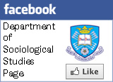 Picture of Department's Facebook page