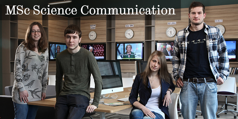 MSc Science Communication