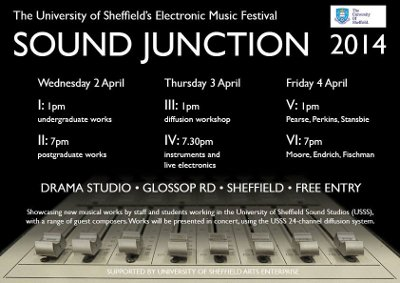 SoundJunction 2014 flyer