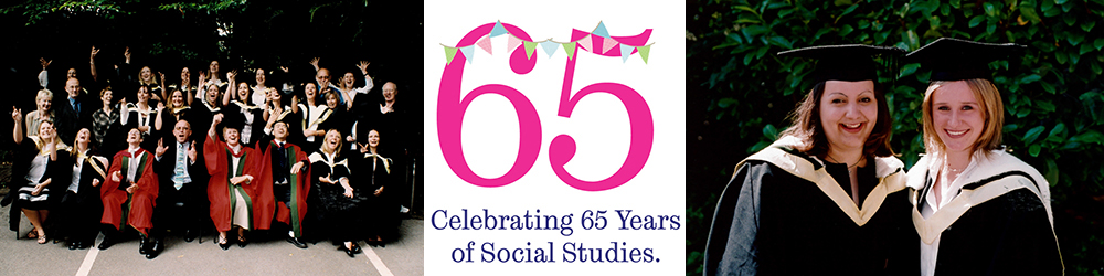 Celebrating 65 years of social studies