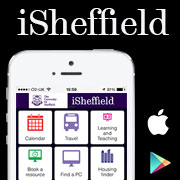Link to iSheffield App