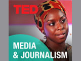 TED Media & Journalism badge