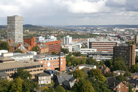 View of Sheffield