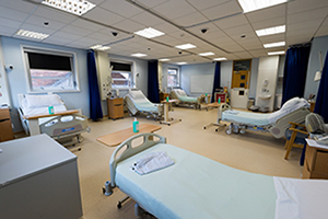 Mock Ward facilities