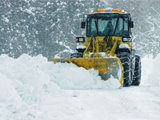 Image of snow plow