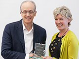 Picture of Professor Alan Walker and Professor Gill Valentine