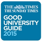 The Times Good University Guide logo