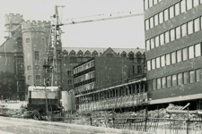 Alfred Denny Building under construction