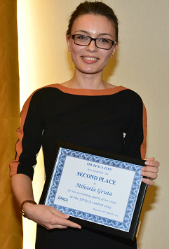 Picture of student Mihaela Gruia