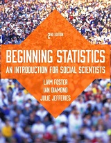 Beginning Statistics book cover - Liam Foster