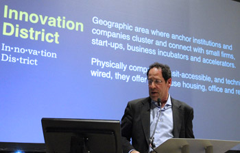 Bruce Kratz: The rise of innovation districts