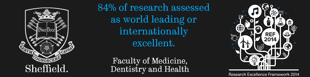 84% of research assesssed as world leading or internationally excellent. REF 2014