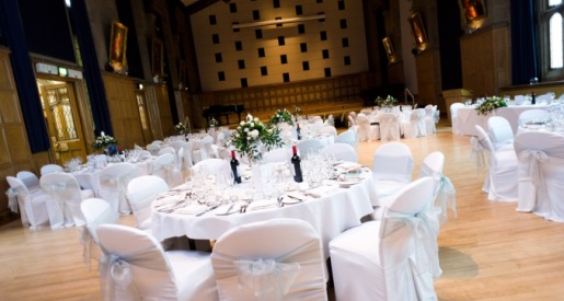 Firth Hall Wedding Venue