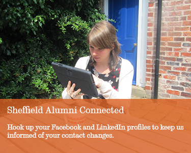Sheffield Alumni Connected