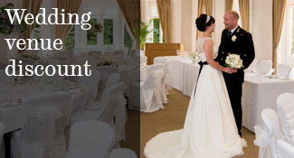 Wedding venue discounts
