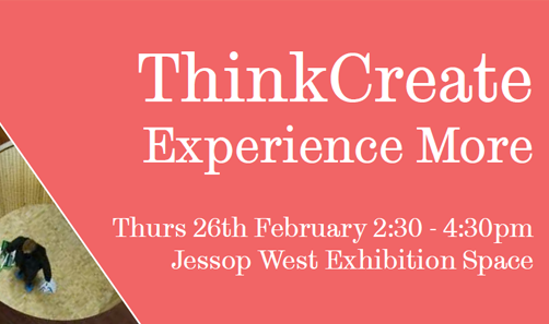 ThinkCreate Experience More