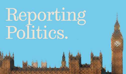Reporting Politics image with Houses of Parliament