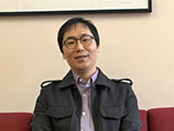 Picture of PhD student Gyuchan Kim