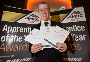 Russell Fox Apprentice of the Year