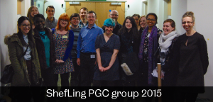 ShefLing PGC group 2015