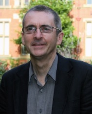 Photograph of Dr Mark Payne