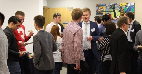 Economics Speed Networking