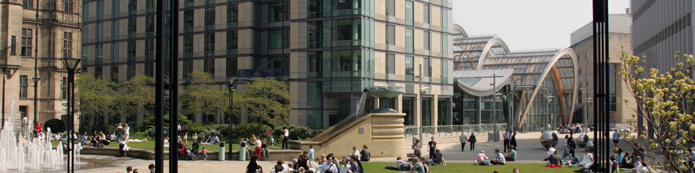Picture of Sheffield Peace Gardens