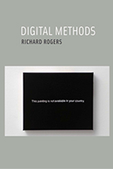 Picture of Digital Methods book cover