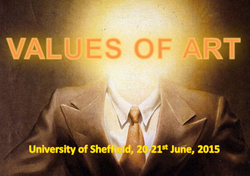 Values of Art poster