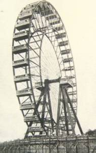 The Giant Wheel at Earl's Court