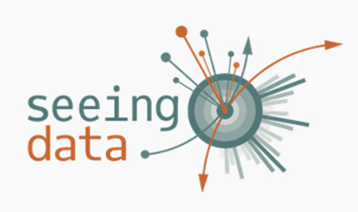 Picture of the Seeing Data research project logo