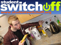 Image: Student Switch Off logo