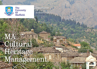 MA Cultural Heritage Management