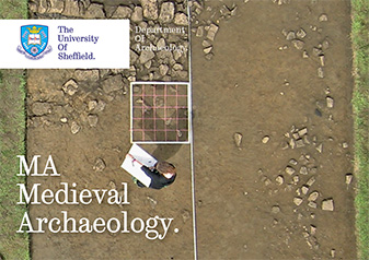 MA Medieval Archaeology