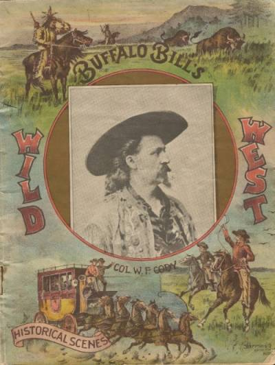 Buffalo Bill Research And Articles National Fairground