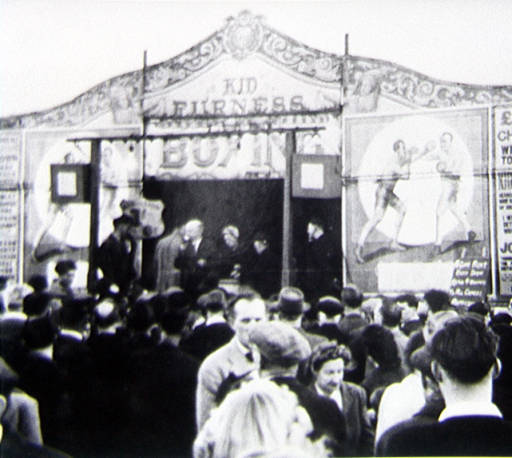 History of the Boxing Booth - Research and Articles - National