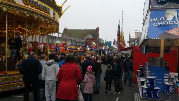 Loughborough Fair 2014