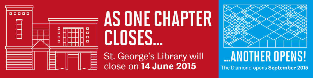 St George's Library Closure