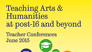Teacher Conference 2015 flyer