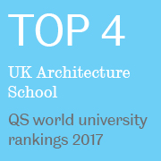 Top 4 UK Architecture School in Guardian QS World University Ranking