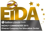 Excellence in Diversity Award 2015
