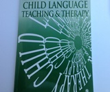 Cover of Child Language Teaching and Therapy Journal