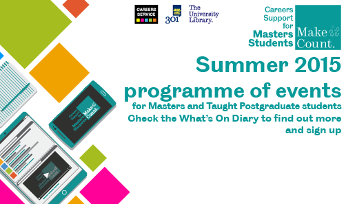 Make it Count Summer Programme