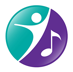 Music and Wellbeing logo (part)