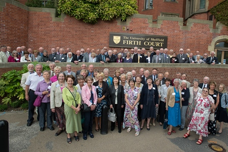 1965 Reunion Luncheon Class Photo