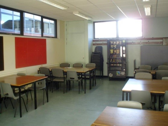 Common room before