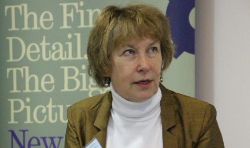 Photo of Prof. Alison Woolf